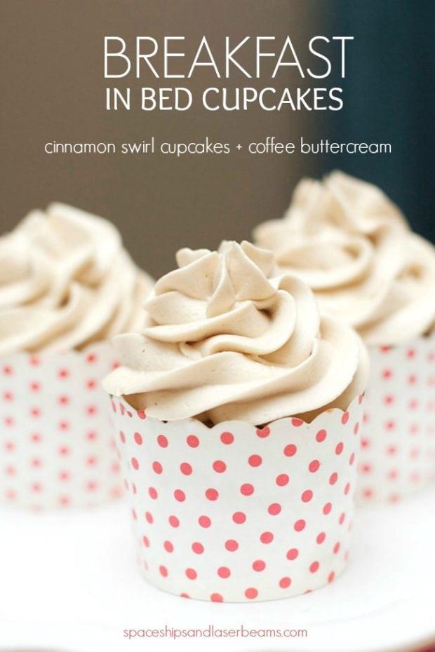 Cinnamon Swirl Cupcakes Cover