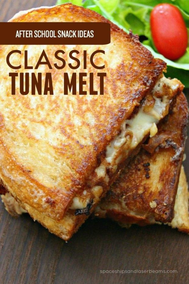 Tuna Melt Cakes