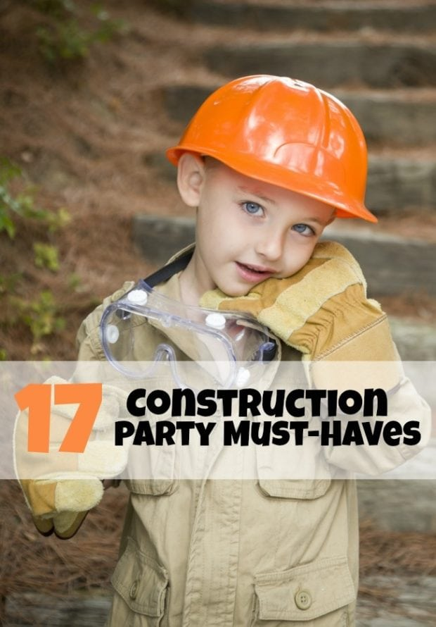 17 Construction Party Must Haves Spaceships And Laser Beams