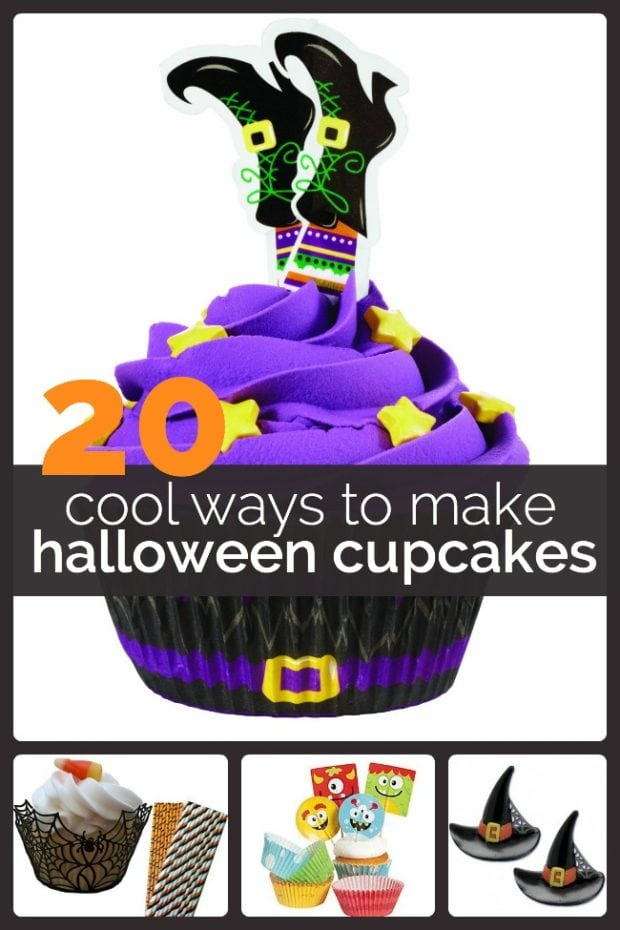cool halloween cupcakes