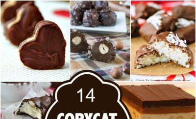 Copycat Chocolate Bar Dessert Recipes