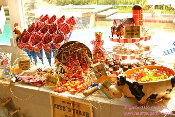 Inspiration Cowboy Candy Buffet Spaceships And Laser Beams