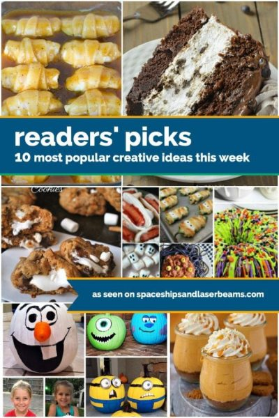 most popular food and craft post picked by readers