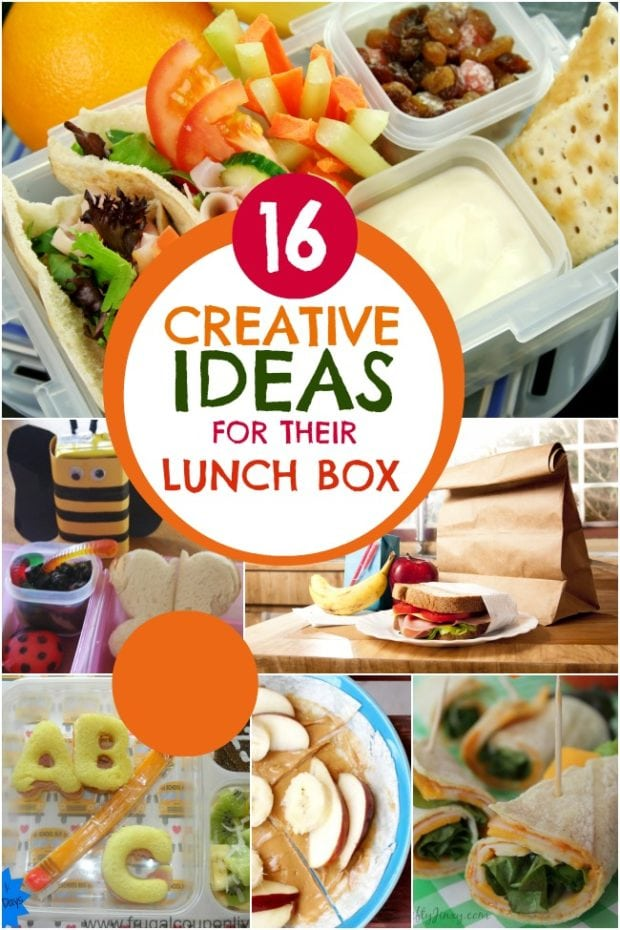 Creative Lunch Box Ideas