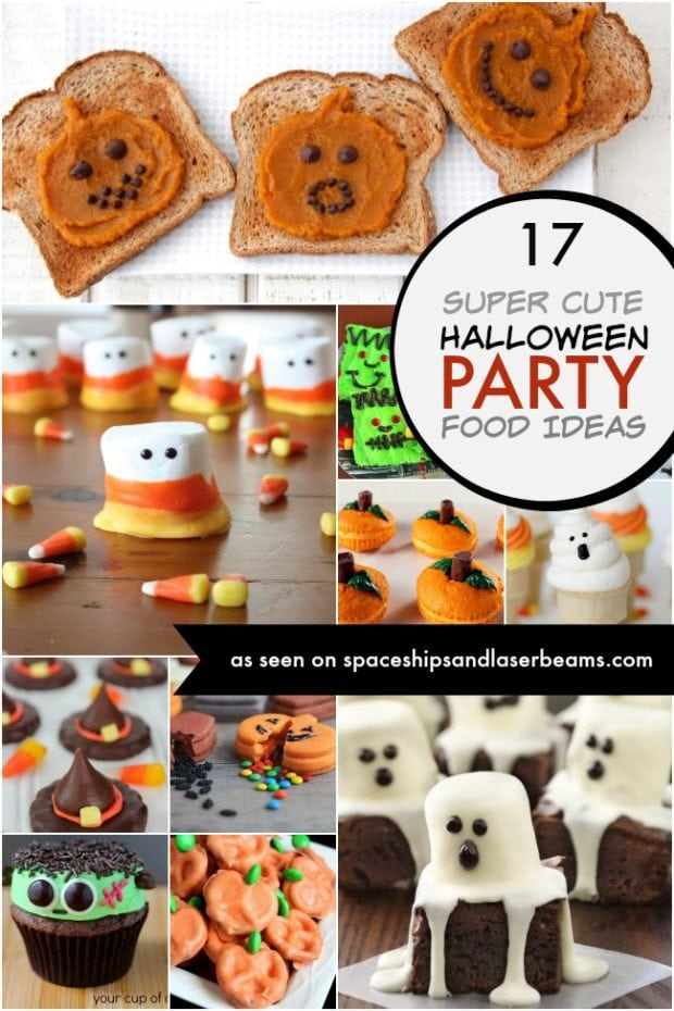 Cute Halloween Party Food Ideas