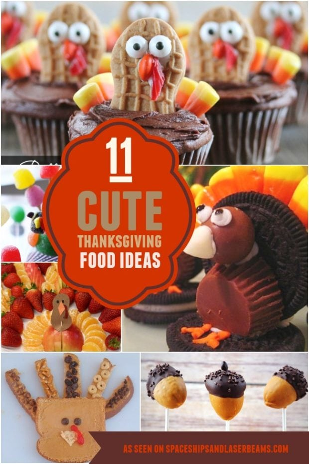 Cute Thanksgiving Food Ideas