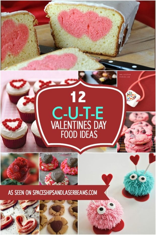 12 cute valentine s food ideas spaceships and laser beams for Good valentines day meal ideas