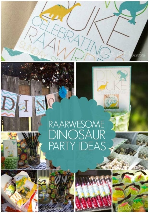 Dinosaur 6th Birthday Party Ideas Spaceships And Laser Beams
