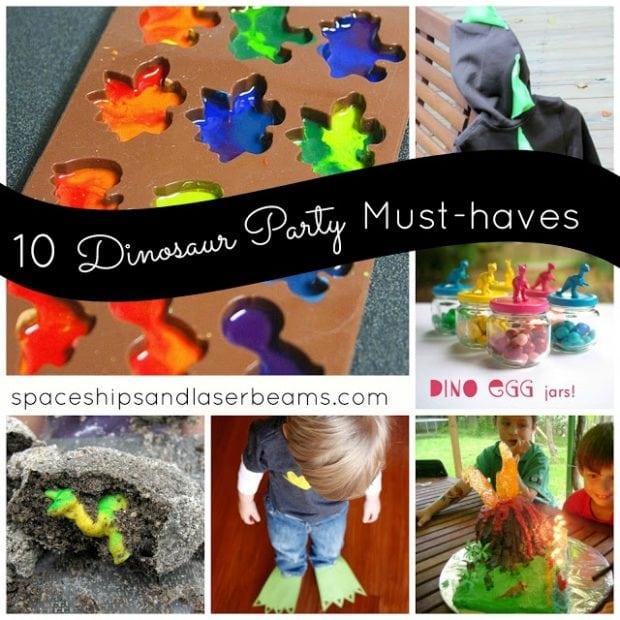 10 Dinosaur Party Must Haves Boy Birthday Ideas