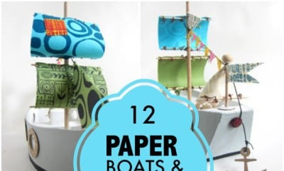 12 Paper Boats And Planes They Will Love