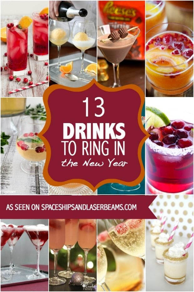 Drink Ideas For New Years Party