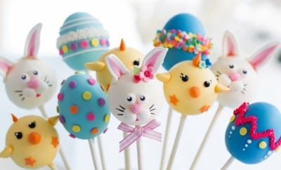 Kid s Party Food Ideas: Delicious & Darling Easter Cake ...