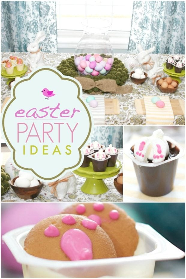 Easter Party Ideas Amp Easy To Make Desserts