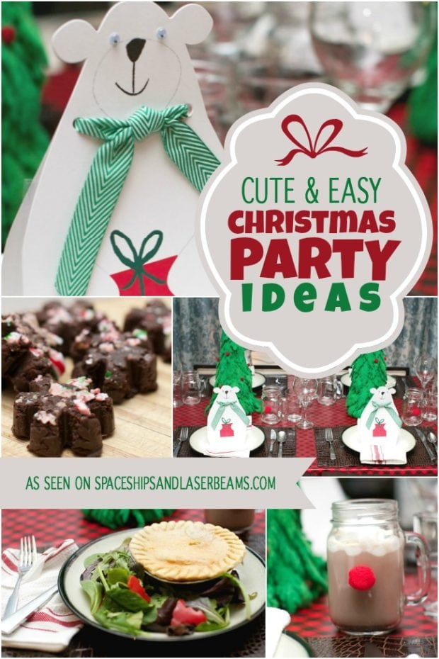 Cute Amp Easy Christmas Party Ideas Marie Callender S Pot