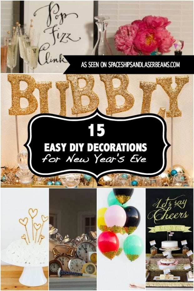 32 free new year 39 s eve printables spaceships and laser beams for 15 years party decoration