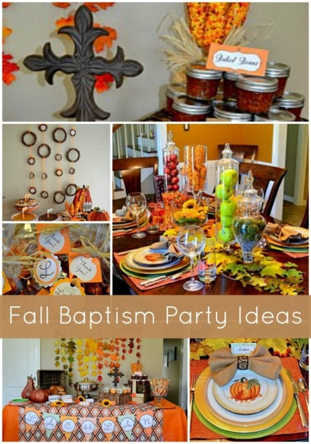 Fall baptism party ideas spaceships and laser beams for Dekoration fur babyparty