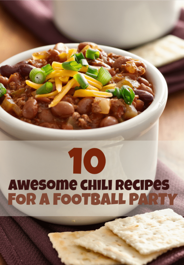 Football food recipes easy