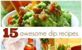 Football Party Food Dip Recipe 32