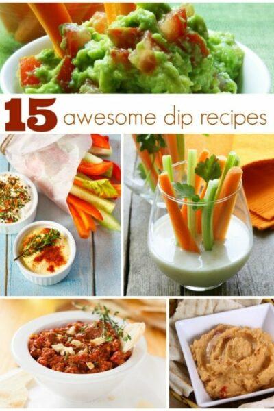 Football Party Food Dip Recipe 32