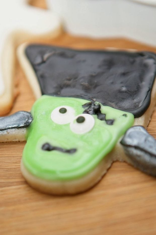 frankenstein-cookie