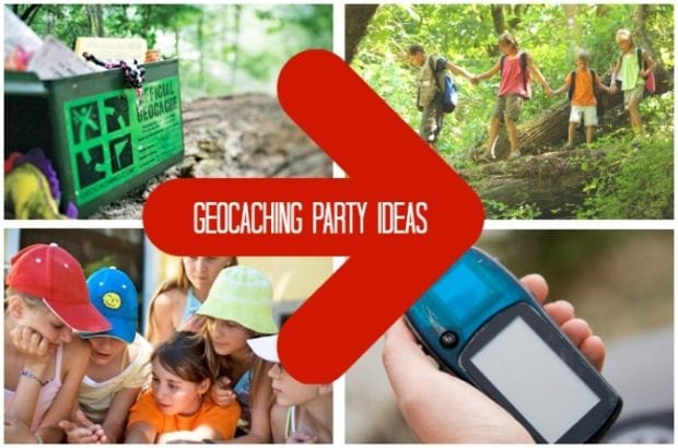 Geocaching Party Teenage Boy Birthday Ideas Spaceships