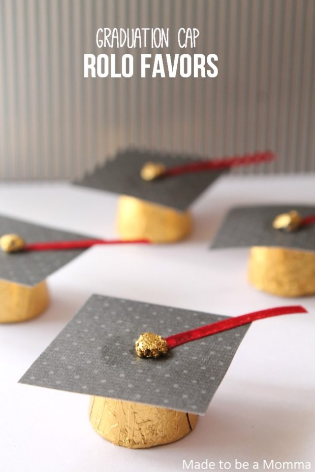 Party Food Rolo Graduation Cap Spaceships And Laser Beams