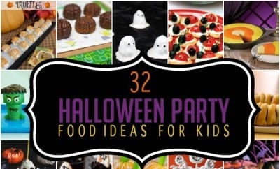 Halloween party food ideas for kids for Halloween party food ideas for kids