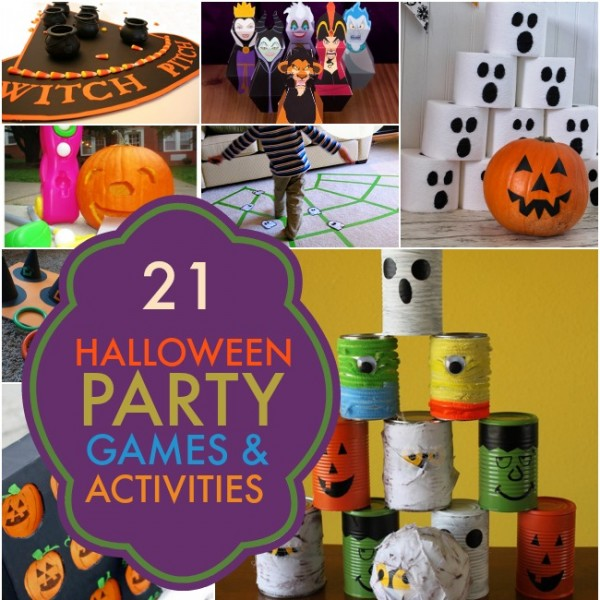21 Halloween Party Games And Activities