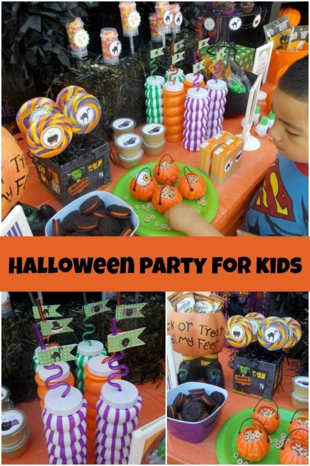 A Halloween Party Perfect For Younger Kids Spaceships