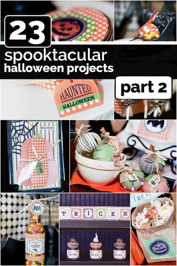 halloween projects crafts kids part 2
