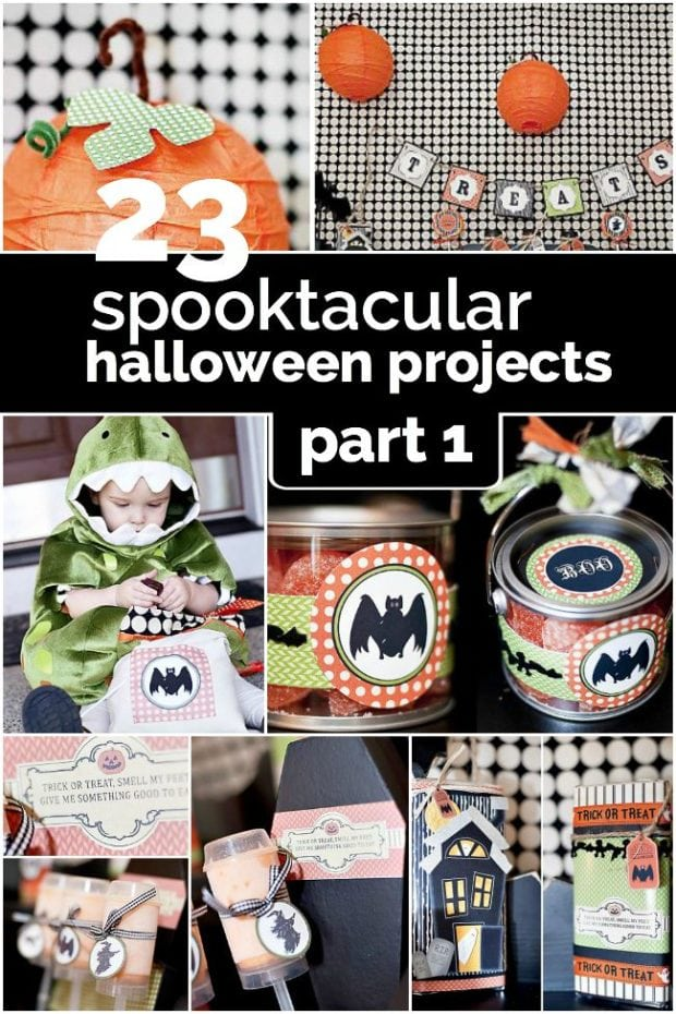 halloween projects kid friendly