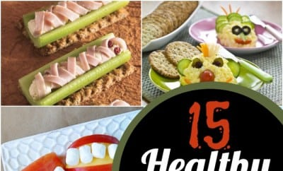 15 kids healthy party food ideas for halloween spaceships and laser beams - Halloween Healthy Food