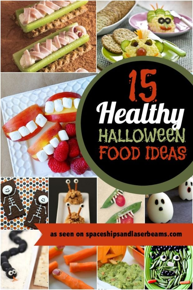 15 Kids Healthy Party Food Ideas For Halloween