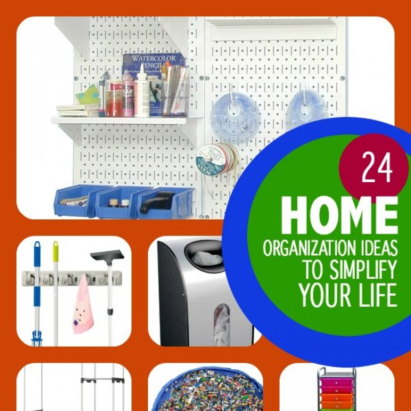 24 Home Organization Products To Simplify Your Life