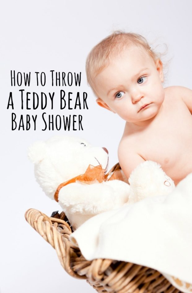 How To Throw A Teddy Bear Baby Shower Spaceships And