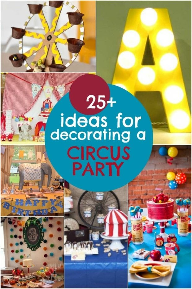 Circus Theme Party Decoration Ideas Part - 30: Spaceships And Laser Beams