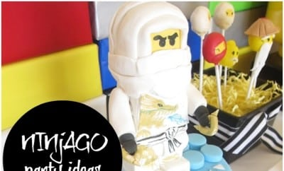 Lego Ninjago Birthday Party Ideas Boysjpg