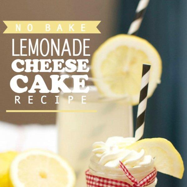 Lemonade Party Food Ideas Covers