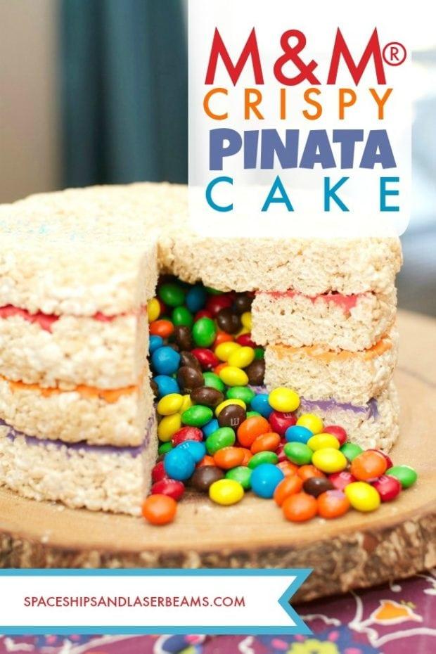 Pinata Cake Pan Instructions