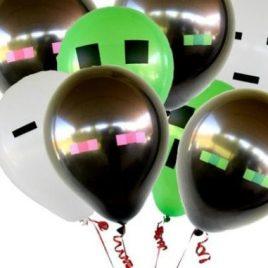 Balloon and Minecraft