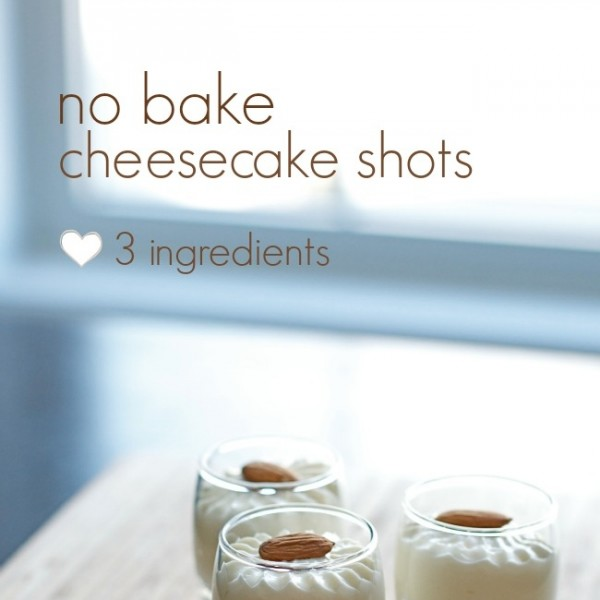 Best No Bake Cheesecake Recipe | Spaceships and Laser Beams