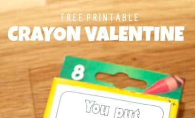Non Candy Valentines Day Card Ideas Kids