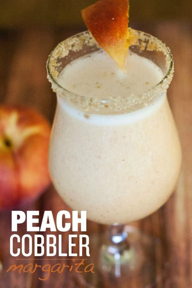 Peach Margarhita Recipe