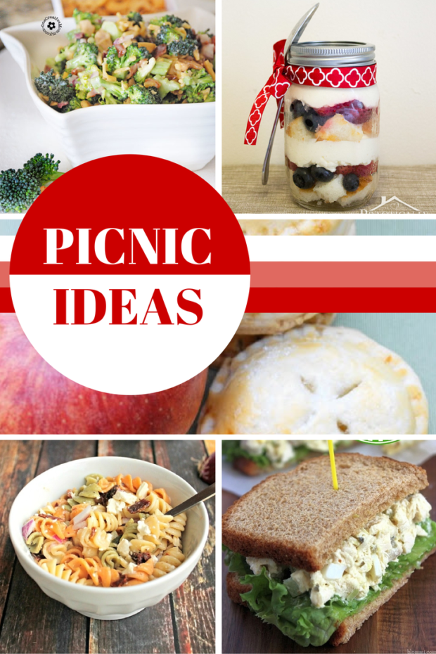 Picnic Foods That Start With S