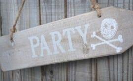 Pirate Dessert Table Birthday Party 58668516