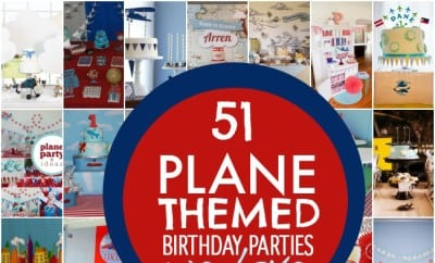51 Best Airplane Party Ideas Spaceships and Laser Beams