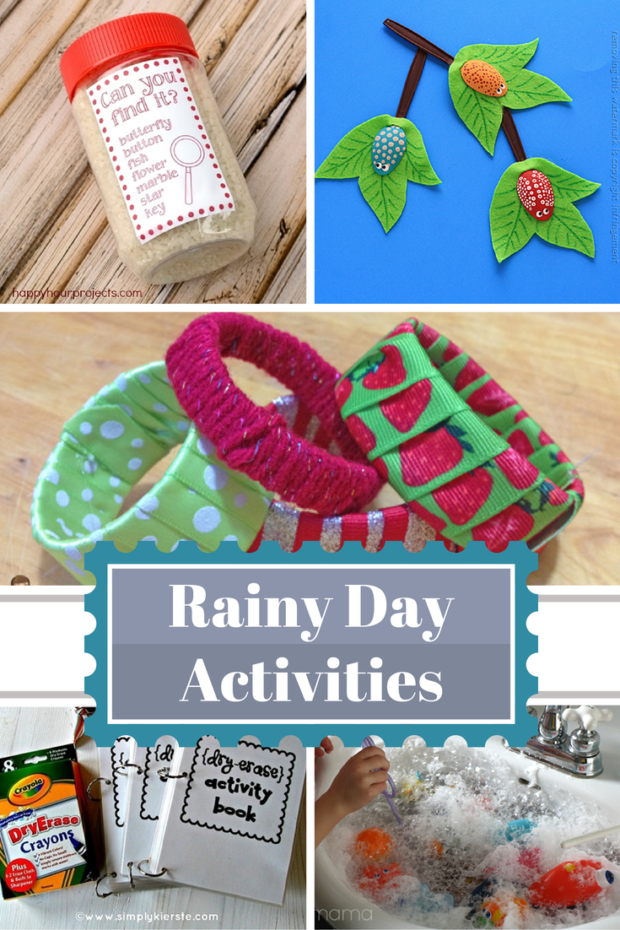 Kid S Party Activities Rainy Day Activities Spaceships