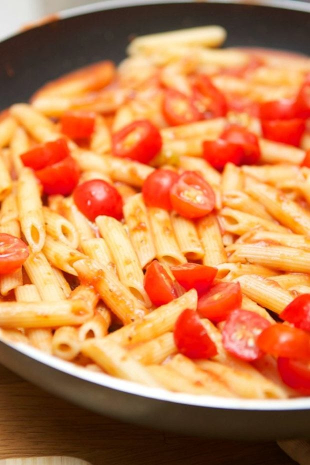 Recipe for Penne Pizza Pasta