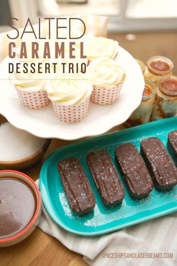 Salted Caramel Desserts Cover