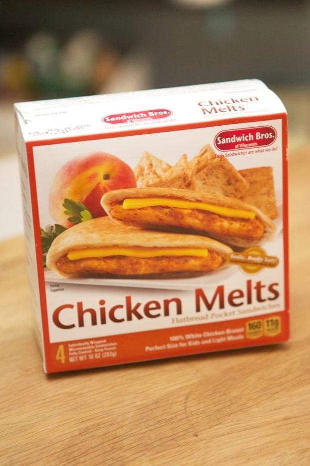 Sandwich Bros. Chicken Melts